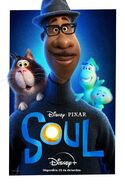 Soul 2nd French Poster