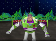 Buzz from Toy Story 2 the game