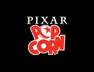 Pixar popcorn logo