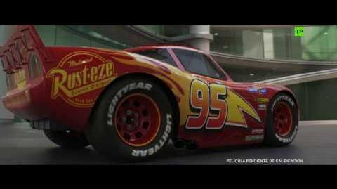 Cars 3 Avance exclusivo