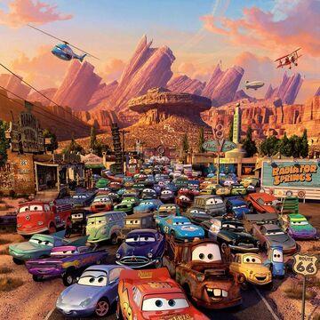 Cars Pixar Wiki Fandom