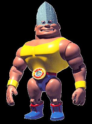 Rocky Gibraltar Pixar Wiki Fandom