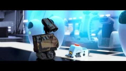 Wall-E Foreign contaminant.