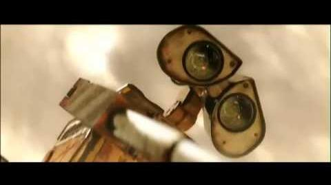 Wall-e - Clip The Sky is Falling