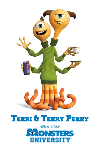 Terri and Terry Perry