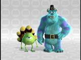 Happy Thanksgiving (Monster TV Treats)