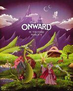 Onward Past Poster