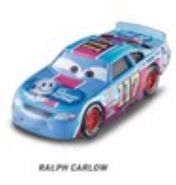 Ralph Carlow in Cars 3