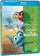 Uma Vida de Insecto - Capa Blu-Ray
