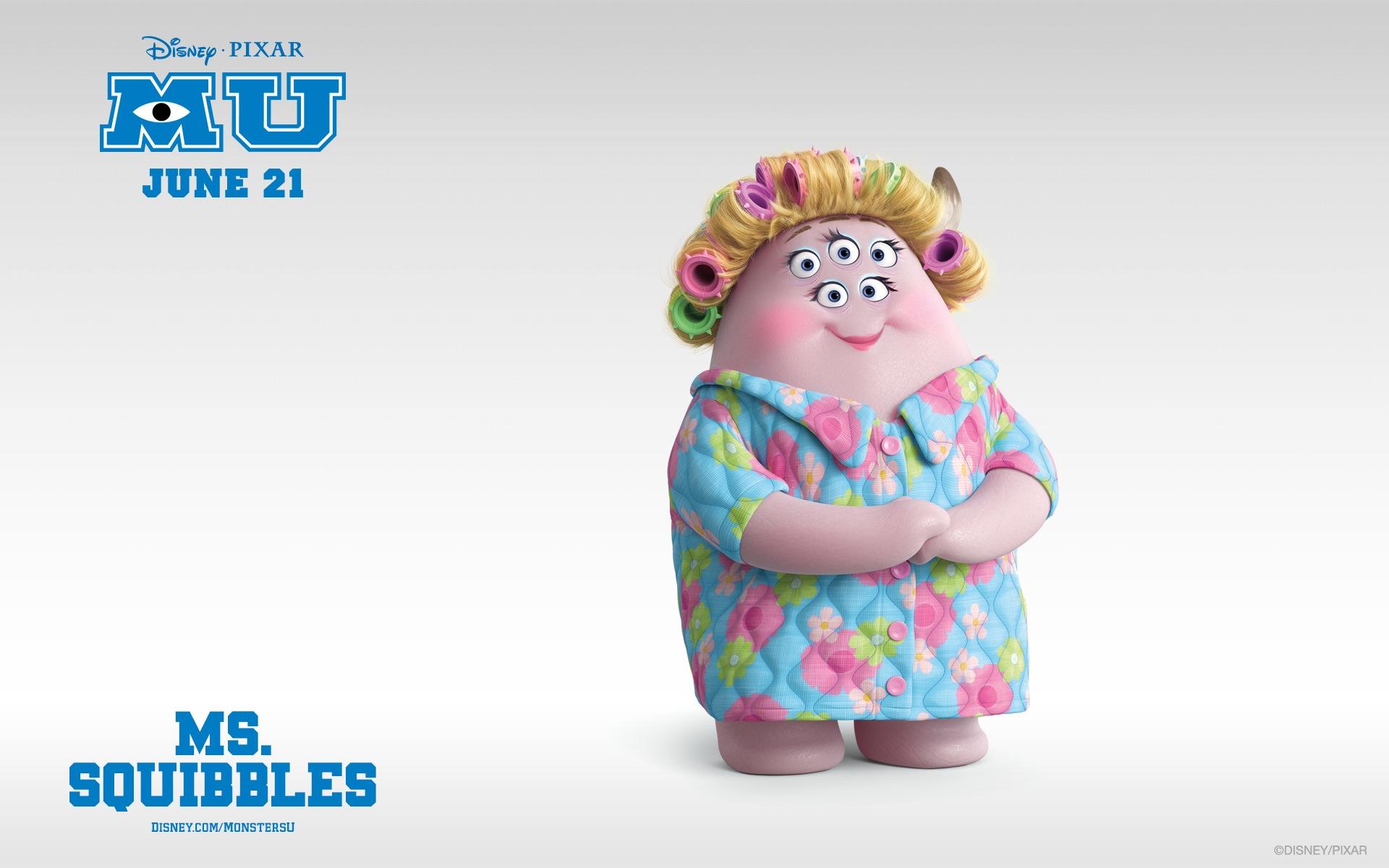 Sheri Squibbles Pixar Wiki Fandom