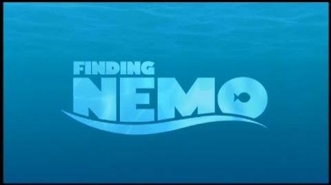 Finding Nemo - Teaser Trailer