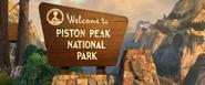 PistonPeakWelcomeSign