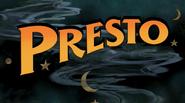 Presto title card