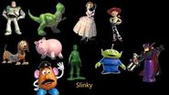 Toy Story 2 game- All character voice clips