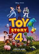 Toy Story 4 (affiche officielle)