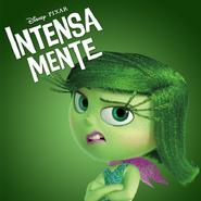 Desagrado - Intensa-Mente - Poster para America Hispana