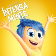 Alegria - Intensa-Mente - Poster para America Hispana