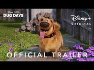 Dug Days - Official Trailer - Disney+