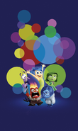 Inside Out - Poster sin texto