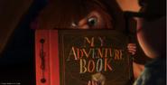 Ellie's Adventure Book
