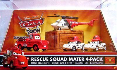 Rescue squad chopper cars toon pack de 4.jpg