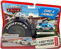 Bumper save race o rama wheel launcher