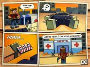 Hospital Comic