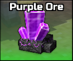 Purple Ore