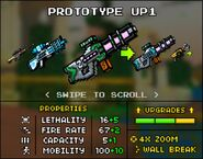 Prototype UP1