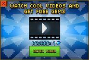 Rewarded Video