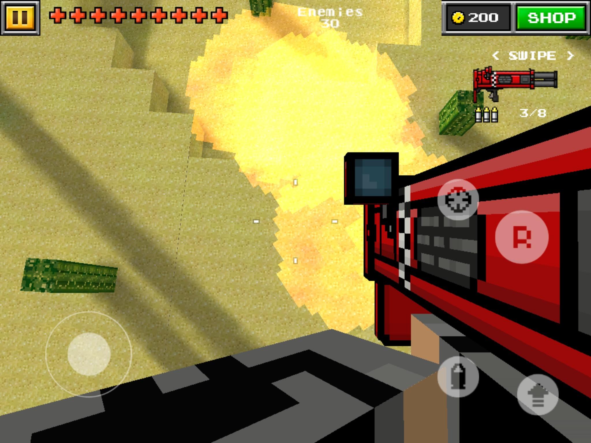 Rocket Jump (PG3D)