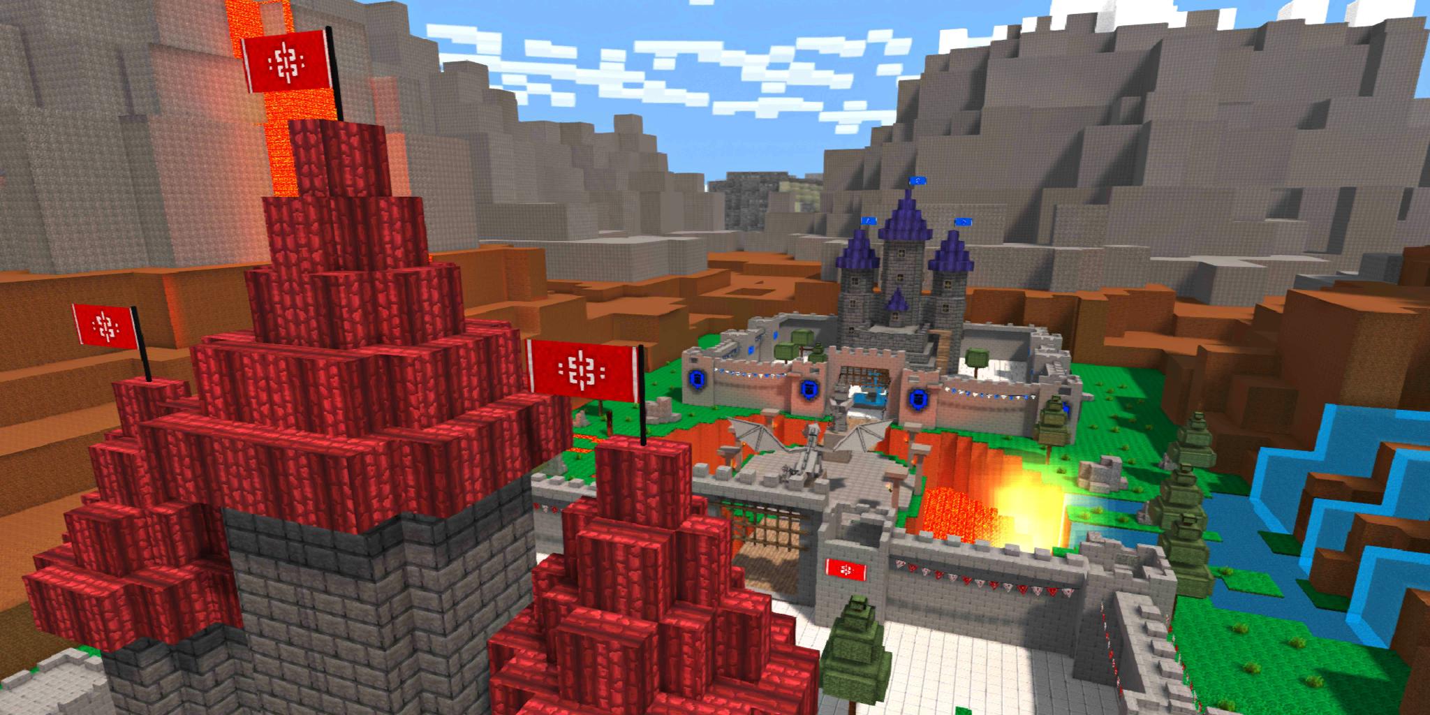 Two Castles (PG3D)