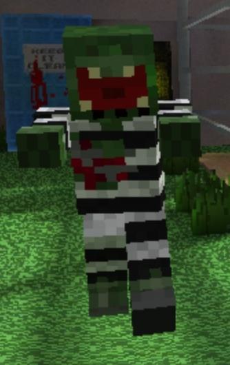Crook Zombie