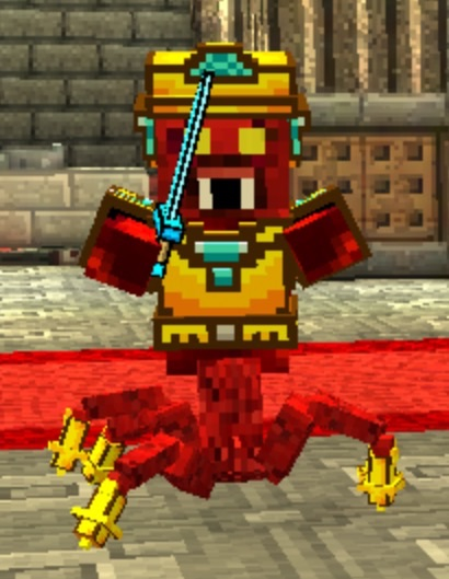 Armored Devil Stalker