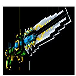 Mithril Rifle