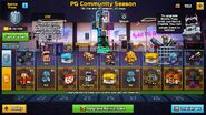 PG Community Season Battle Pass 4