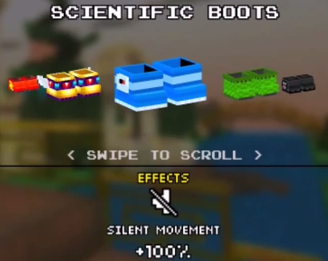 Scientific Boots