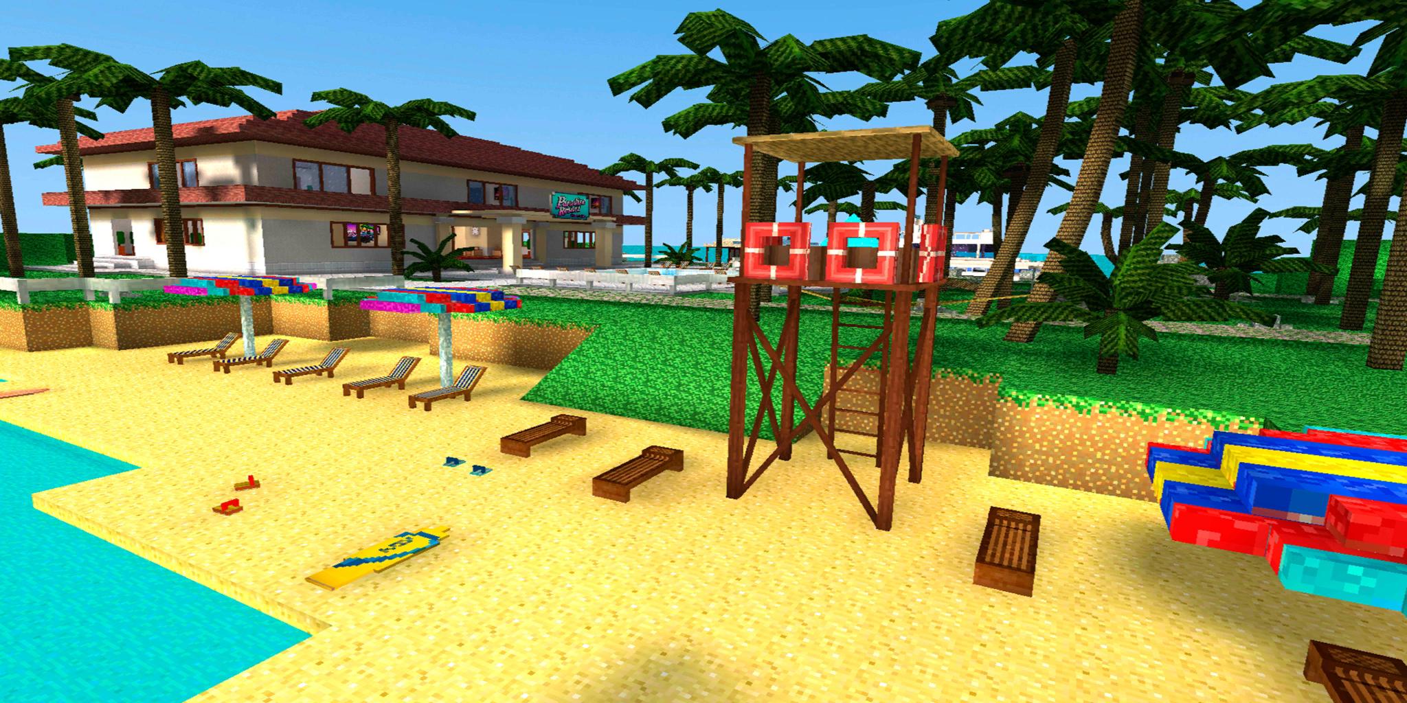 Paradise Resort (PG3D)