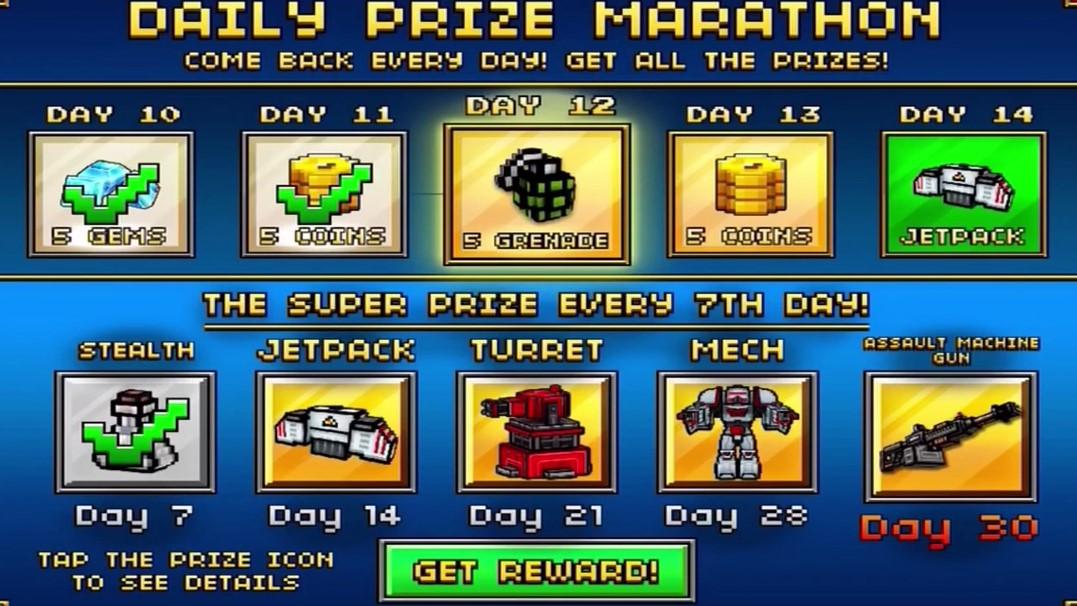Bonus Marathon