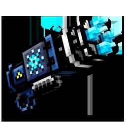 Icicle Minigun (PG3D)