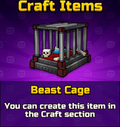 Beast Cage