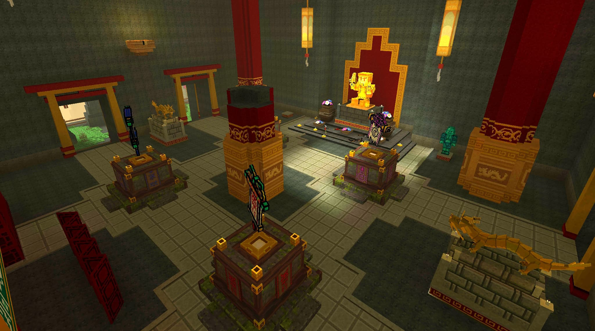 Temple of Elements