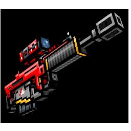Semi Auto Sniper Rifle