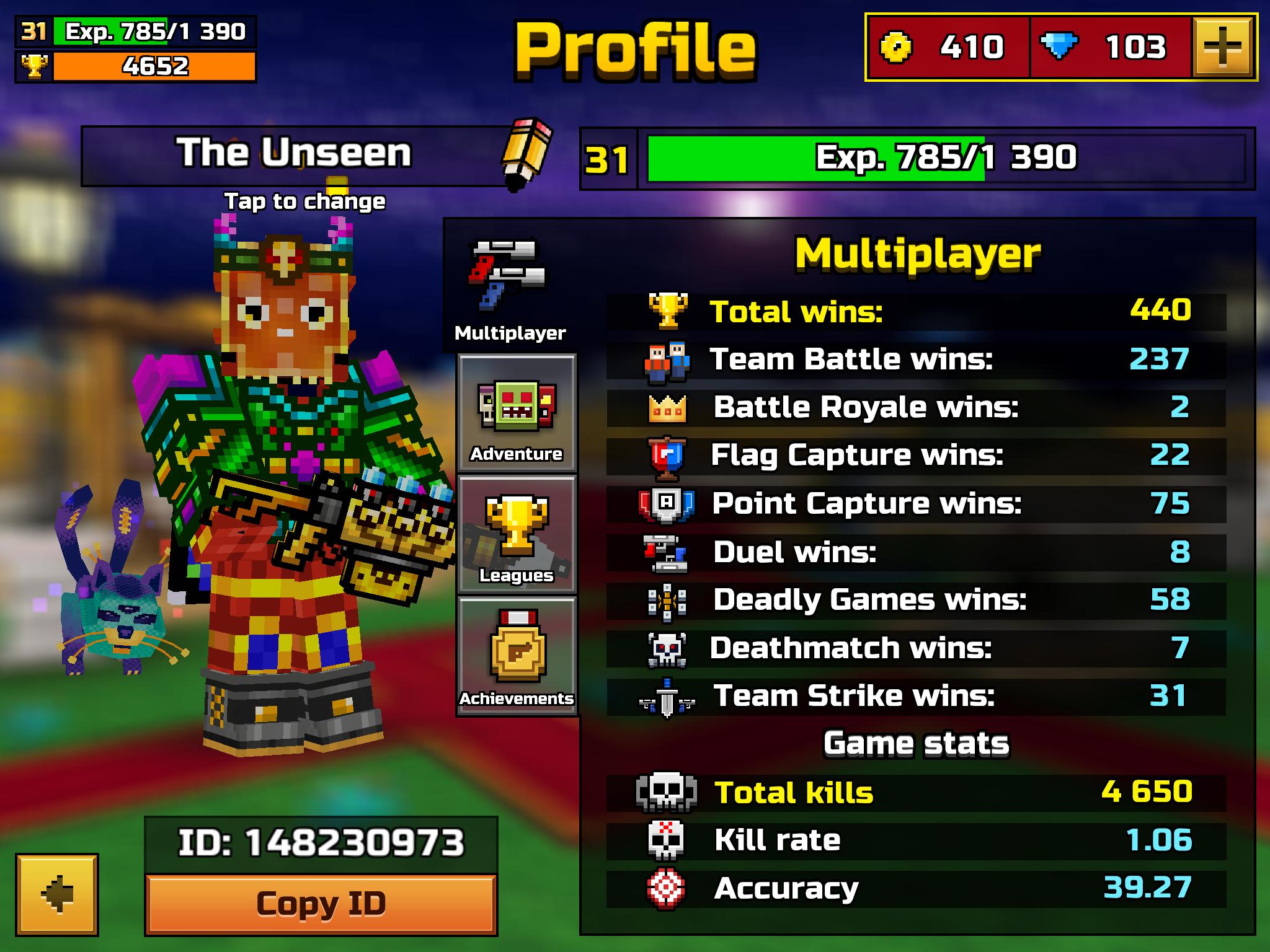 Profile (PG3D)