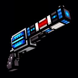 Laser Revolver