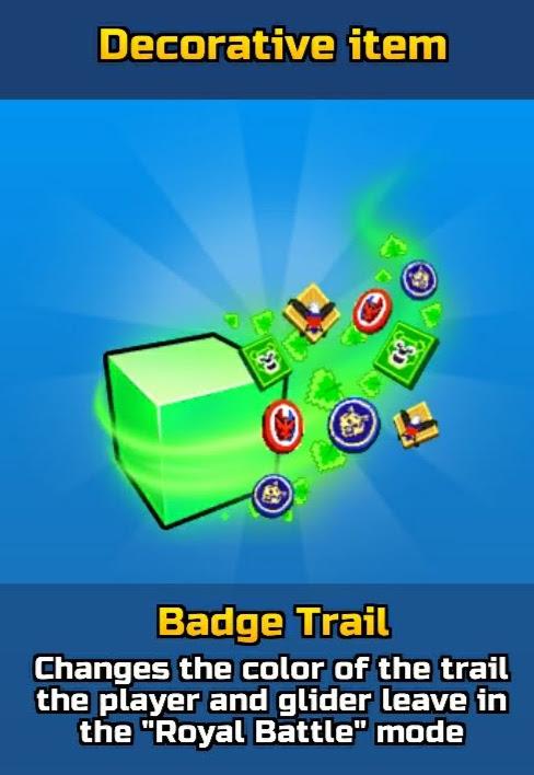 Badge Trail
