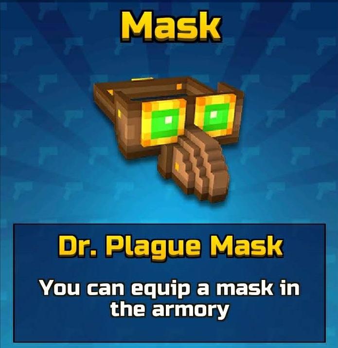 Dr. Plague Mask