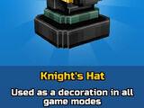 Knight's Hat