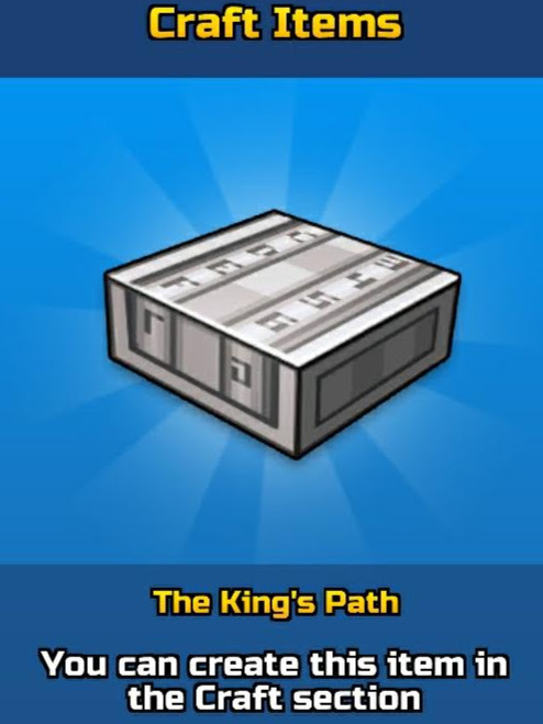 The King's Path