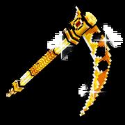 Gold anime scythe.png